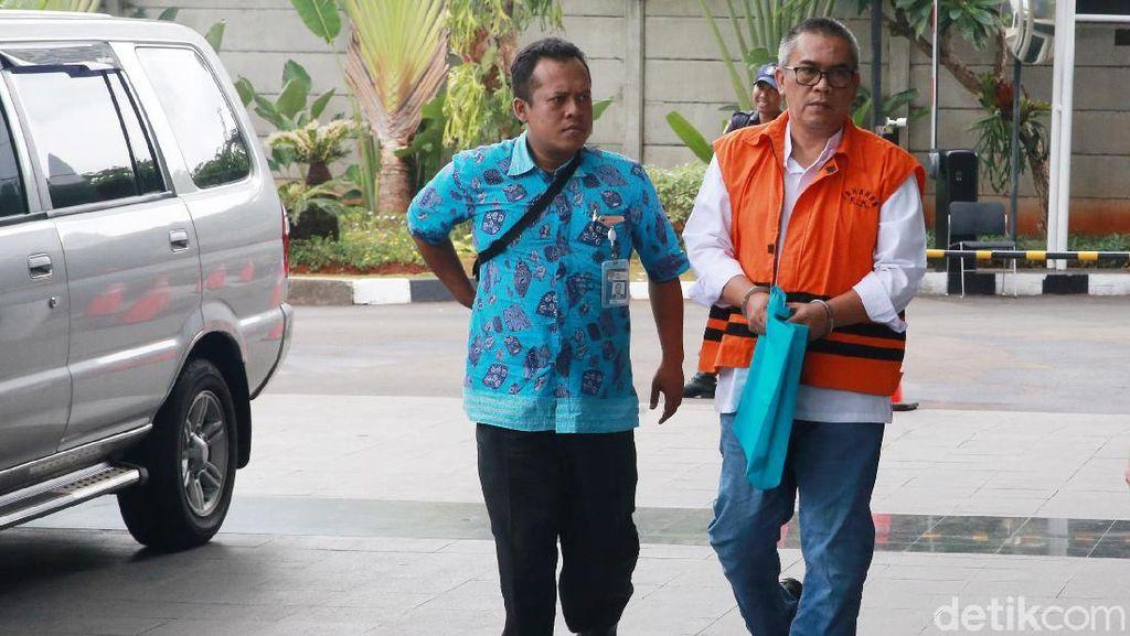 KPK Dalami Kasus Suap Bupati Muara Enim Nonaktif Ahmad Yani