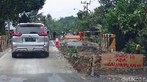 Kondisi Jalanan Kaltim Sambut Jadi Ibu Kota Baru