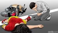 Fitur Penyelemat Nyawa saat Alami Kecelakaan Motor