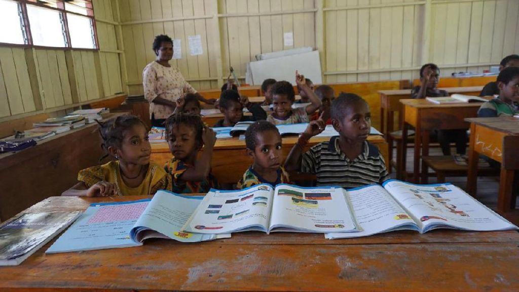 Zona Merah, Kota Jayapura Belum Terapkan Belajar Tatap Muka