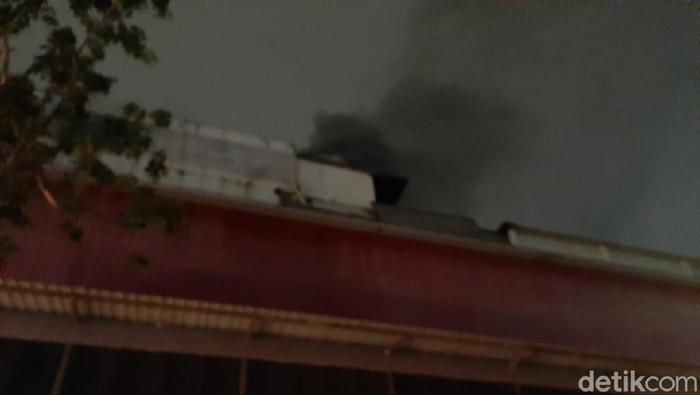 Kebakaran di Mal Lokasari (Yoki/detikcom)