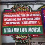 Karangan Bunga Sindir Ari Askhara, IKAGI: Ekspresi Kekesalan