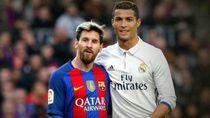 Ronaldo dan Messi Paling Banyak Dicari di Situs Porno Ini