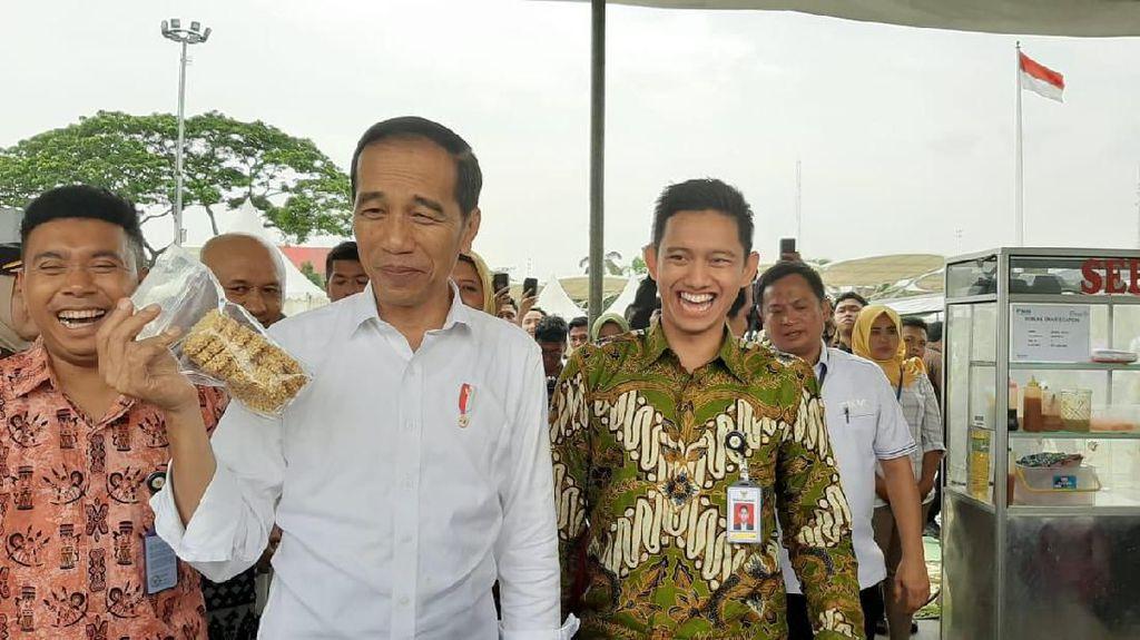 Pesan Jokowi ke Ibu-ibu Nasabah PNM: Disiplin dalam Mengangsur