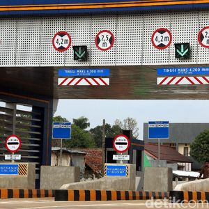 Tol Kunciran-Serpong Tersambung Bandara Soekarno-Hatta Maret 2020