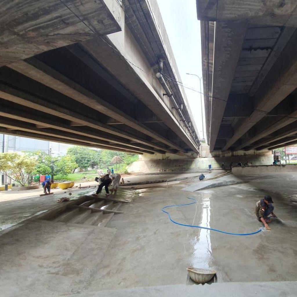 Terinspirasi Surabaya, Pemkot Bekasi Bangun Skatepark di Kolong Tol