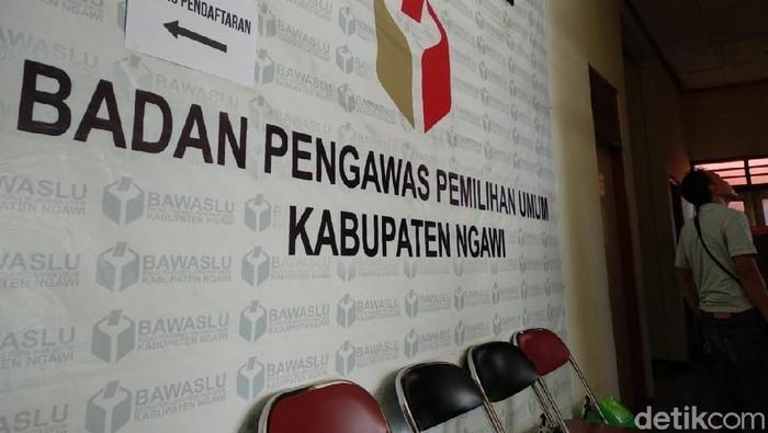 Bawaslu Ngawi (Sugeng Harianto/detikcom)
