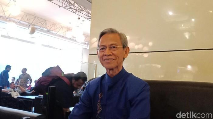 Foto: Mantan Ketua DPD PAN Kotamobagu, Sulawesi Utara, Djainuddin Damopolii (Eva Safitri/detikcom)