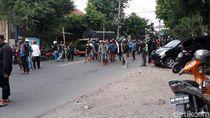 Video Bentrok Massa Terjadi di Solo, Brimob Turun Tangan