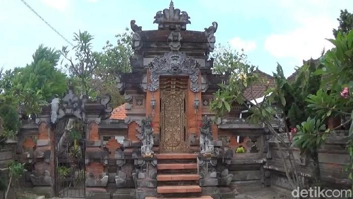 Rumah I Gusti Ngurah Askhara Danadiputra alias Ari Askhara (Khoirur Riza/detikcom)
