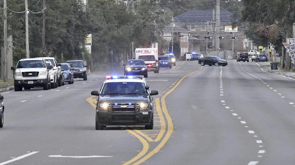 Pelaku Penembakan di Pangkalan AL Florida Pernah Sebut AS Negara Jahat
