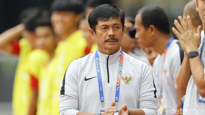 indra sjafri timnas indonesia u-22 sea games 2019