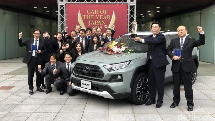 Mobil Terbaik Jepang Tahun 2019