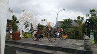 Rest area Tol Batang-Semarang