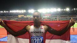 Sapwaturrahman Sumbang Emas Kedua Atletik di SEA Games 2019