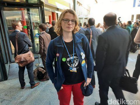 Kehadiran Greta Thunburg di COP25 Madrid Bikin Heboh Jurnalis