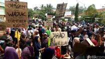 Diprotes Warga, Pembangunan Waduk di Brebes Akan Dialihkan