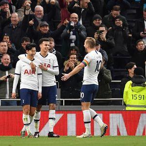 Tottenham Vs Burnley: Spurs Menang 5-0