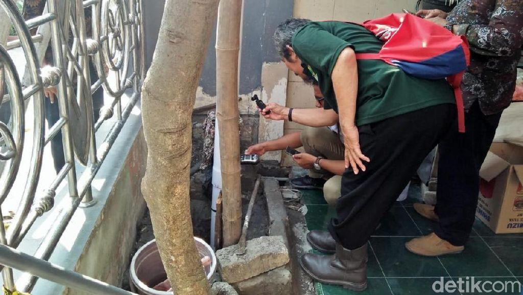 Sumur Bor di Lamongan Sudah Tak Keluarkan Gas