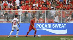 Balas 2 Gol Indonesia, Myanmar Paksakan Babak Tambahan