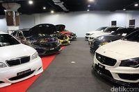 Mobil Kontes Modifikasi di Malaysia Kok Banyak yang Lecet?