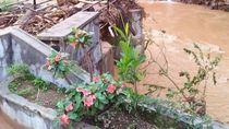 Banjir di Lebak, Puluhan Rumah Terendam dan Jembatan Putus