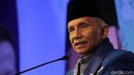 Amien Rais Jawab Isu Kritik Jokowi agar Anak Jadi Menteri: Gundulmu!
