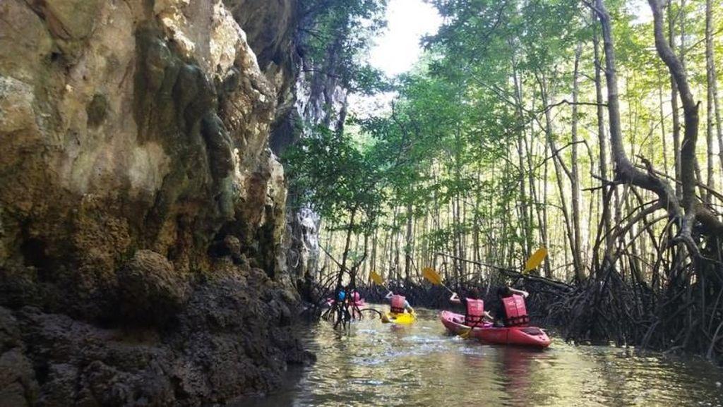 Krabi, Surga Baharinya Thailand