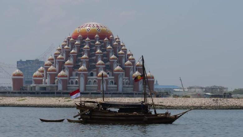 Foto: Perahu Padewakang (dok. Istimewa)