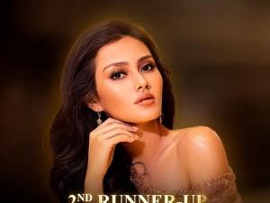 Puteri Indonesia Jesica Fitriana Juara 3 Miss Supranational 2019