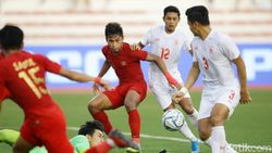 Detik-detik Indonesia Lolos ke Final SEA Games
