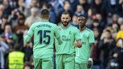 Real Madrid Vs Espanyol: Menang 2-0, Los Blancos Salip Barcelona