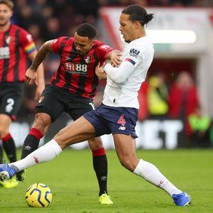 Liverpool Unggul 2-0 atas Bournemouth di Babak I