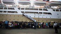Libur Nataru, Kemenhub Imbau Penumpang Kapal Beli Tiket Online