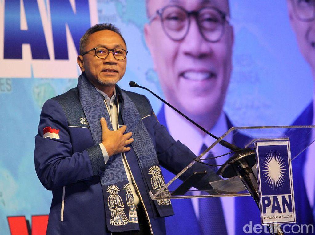 Wasekjen: Dukungan 30 DPW PAN ke Zulhas Tak Ujug-ujug Datang dari Langit