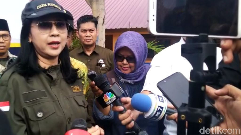 Resmikan Sekolah, Anita Tanjung Tekankan Pentingnya Pendidikan Berkualitas