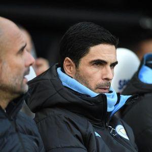 Pep: Jangan Pergi ke Arsenal, Arteta
