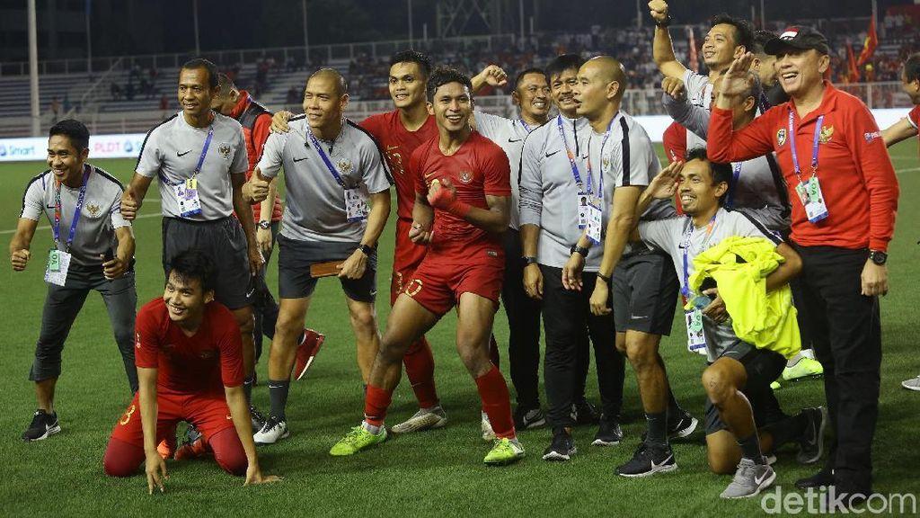 Indra Sjafri, Mau Hadapi Vietnam atau Kamboja di Final SEA Games?
