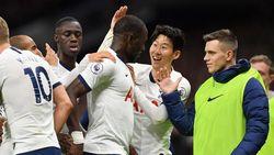 Kemenangan Paket Komplet dari Tottenham Sungguh Memuaskan Mourinho