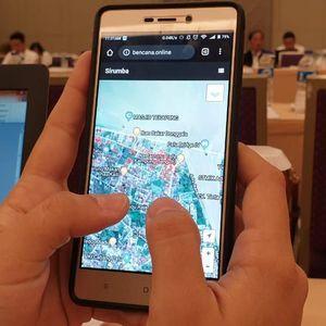 Kementerian PUPR Punya Aplikasi Ponsel untuk Pantau Dampak Gempa