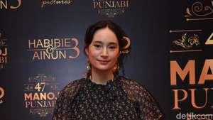 Tatapan Tegas Tatjana Saphira