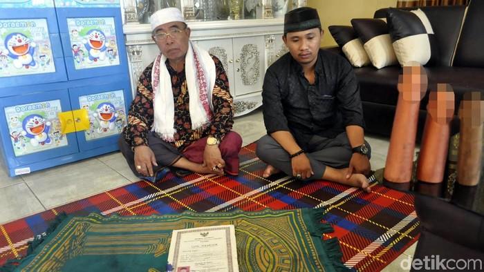 Haji Royani, pewaris Mak Irot (Foto: Syahdan Alamsyah/detikHealth)