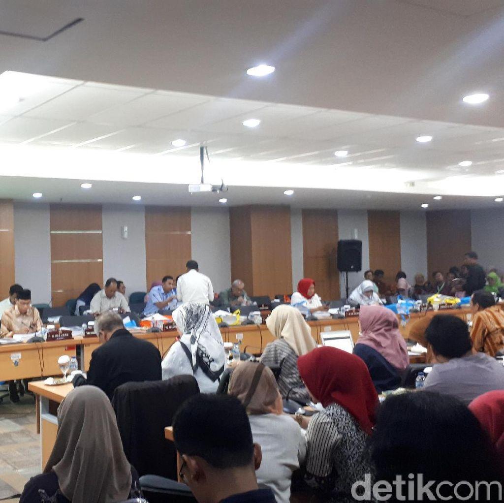 Komisi E DPRD DKI Pertanyakan Anggaran Pembangunan Puskesmas di Kecamatan