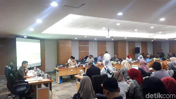 Komisi E DPRD DKI (Foto: Dwi Andayani/detikcom)