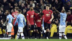 Polisi Tangkap Pelaku Serangan Rasial di Derby Manchester