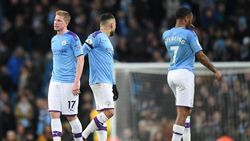 Kalah dari MU, City Makin Sulit Kejar Liverpool
