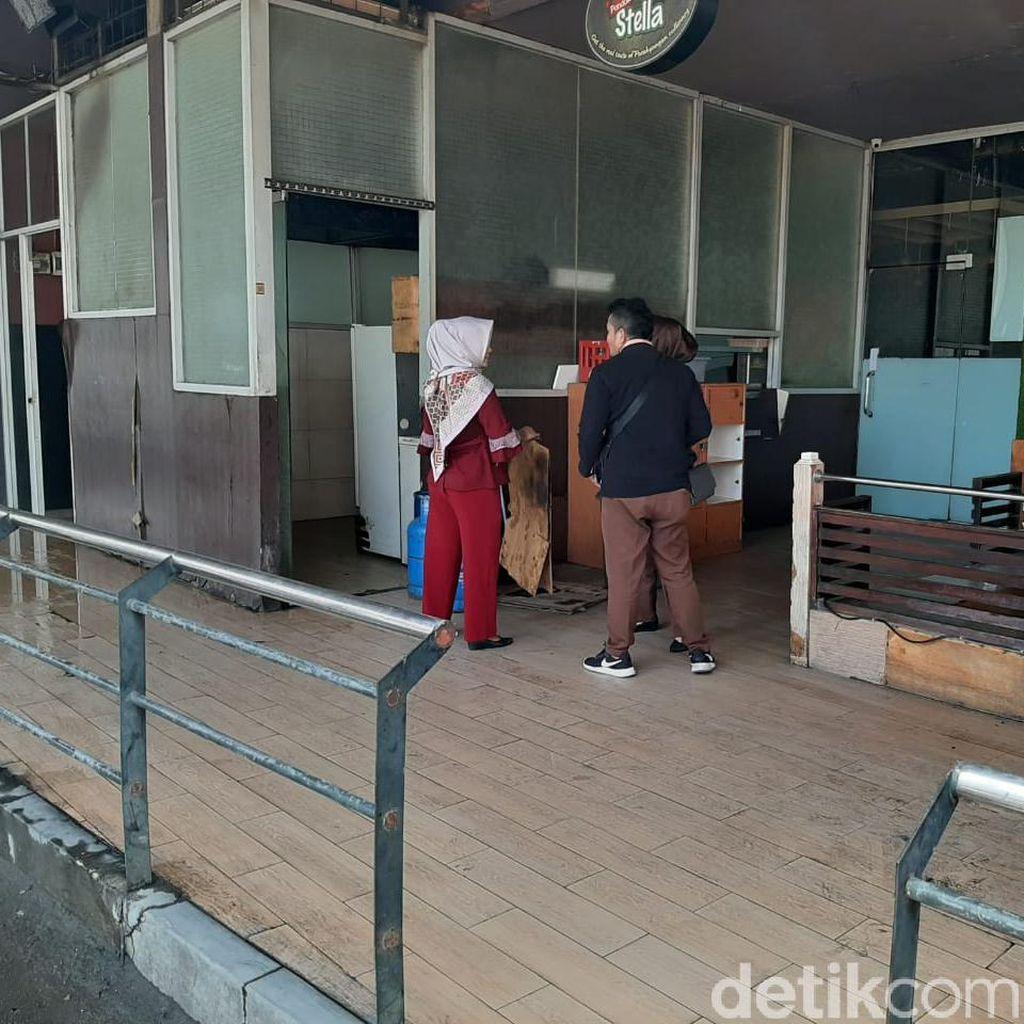 Cerita Kepanikan Pedagang saat Kebakaran di Mal Lokasari