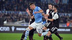 Lazio Vs Juventus, Tumbang, Si Nyonya Tua Gagal Salip Inter