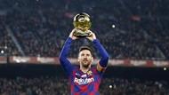 6 Klub Peraih Ballon dOr Terbanyak, Barca Juaranya