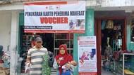 Korban Tsunami Selat Sunda Dapat Voucer Belanja Senilai Rp 1 Juta